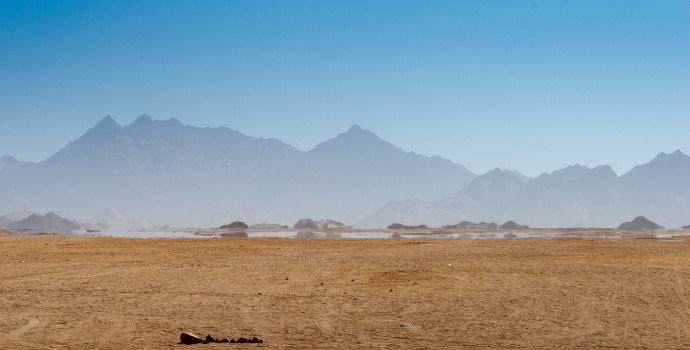 Desert South America